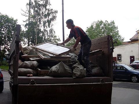 Вывоз строительного мусора Самара дешево